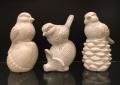 Ceramic Spring Birds