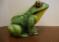 Italian Ceramic Frog