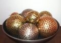 Mixed Metal Orbs